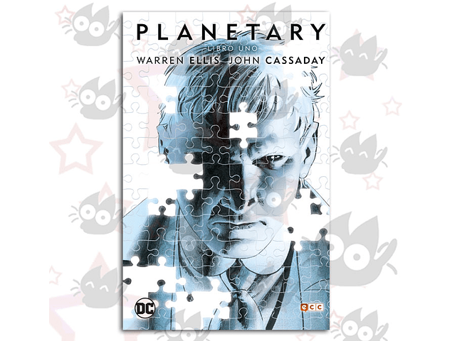 Planetary Libro 1 (de 2)