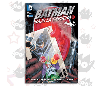 Batman: Bajo la Capucha Vol. 1