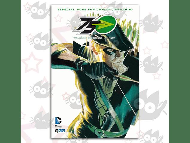 75 años de Green Arrow