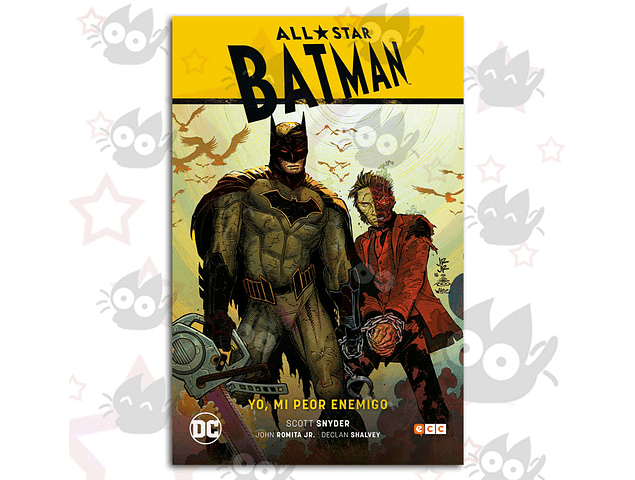 All-Star Batman Vol. 1 Yo, Mi Peor Enemigo