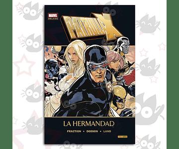 Marvel Deluxe. Patrulla-X: La Hermandad