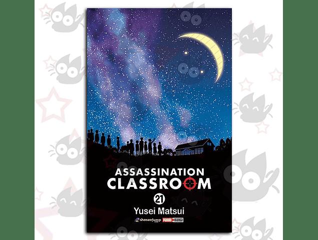 Assassination Classroom Vol. 21