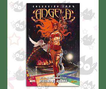 100% Marvel. Angela Vol. 1: Asesina de Asgard