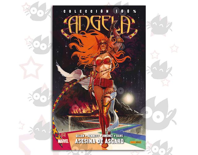 100% Marvel. Angela Vol. 1: Asesina de Asgard