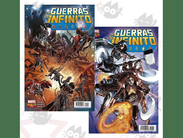 Guerras del Infinito #3 y #4