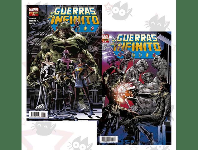 Guerras del Infinito #5 y #6