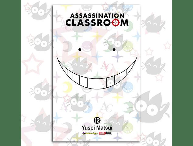 Assassination Classroom Vol. 12