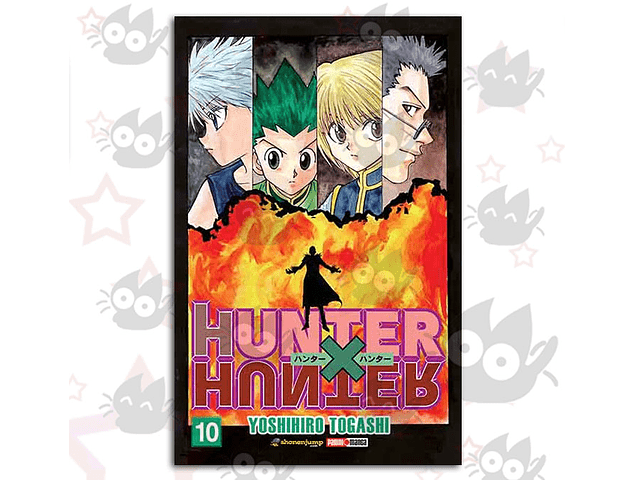 Hunter x Hunter Vol. 10