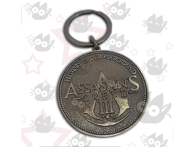 Assassin's Creed - Llavero Logo