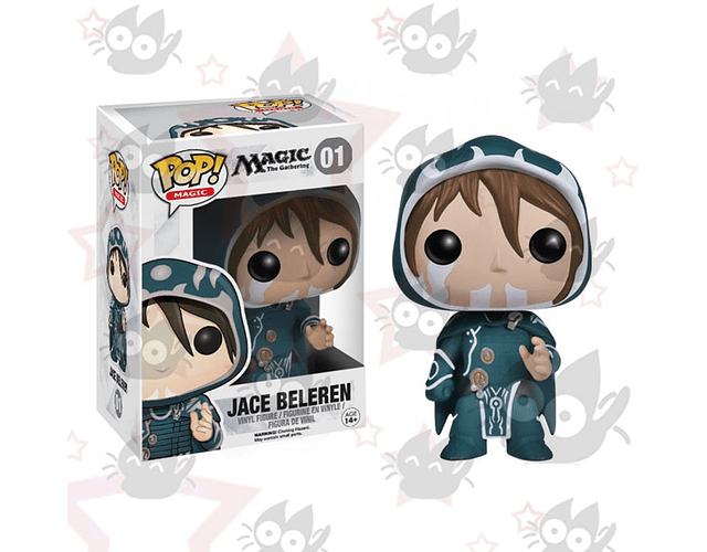 Funko Pop: Magic - Jace Beleren #01