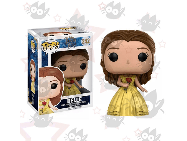 Funko Pop - Beauty and the Beast / La Bella y la Bestia - Belle