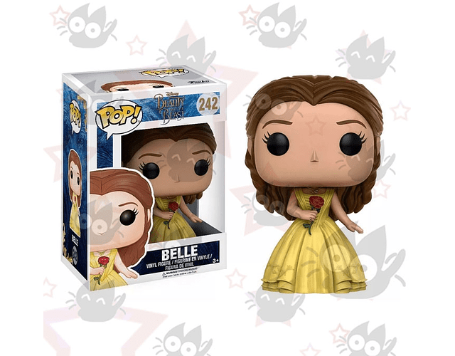 Funko Pop: Beauty and the Beast / La Bella y la Bestia - Belle #242