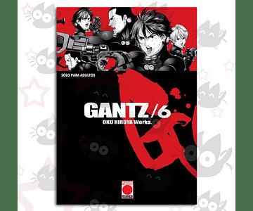 Gantz Vol. 6