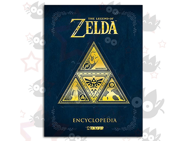 The Legend Of Zelda: Enciclopedia