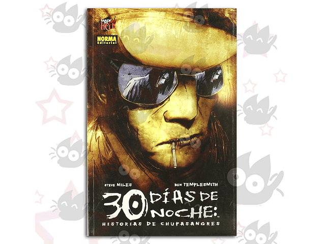 30 Días de Noche - Historias de Chupasangres