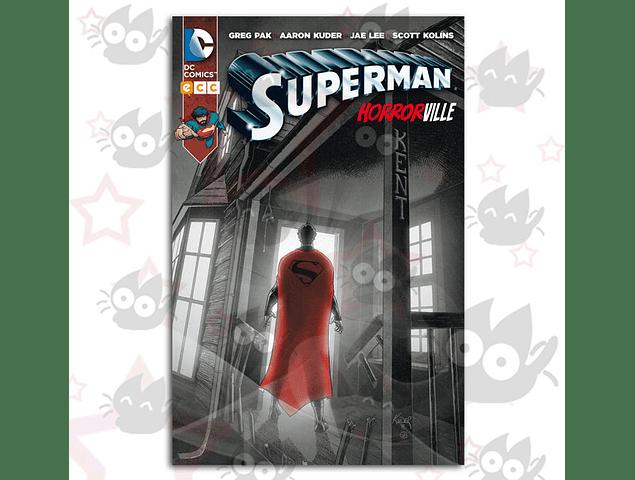 Superman Horrorville