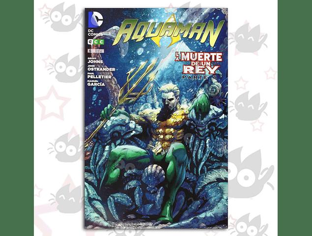 Aquaman #6 - La Muerte de un Rey - Parte 1