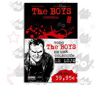 The Boys Integral Vol. 1