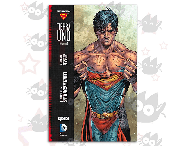 Superman: Tierra Uno Vol. 3