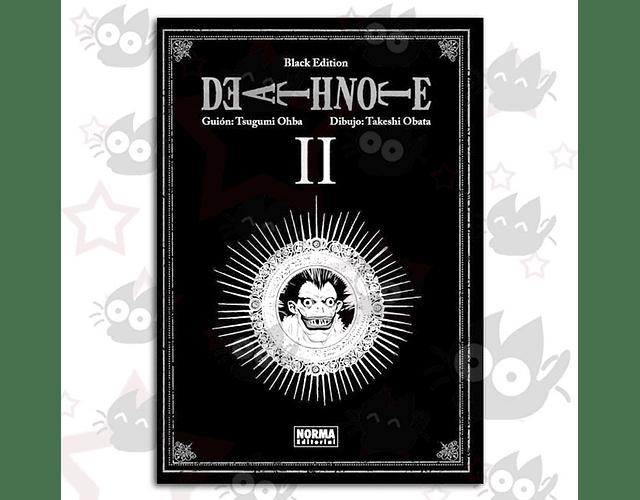 Death Note Vol. 2 Black Edition