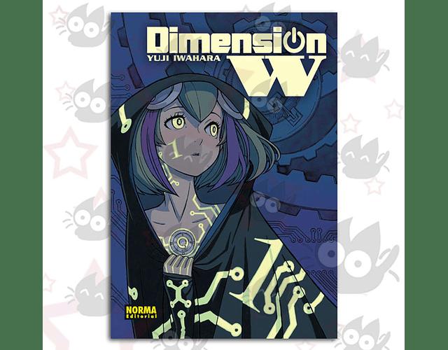 Dimensión W Vol. 1