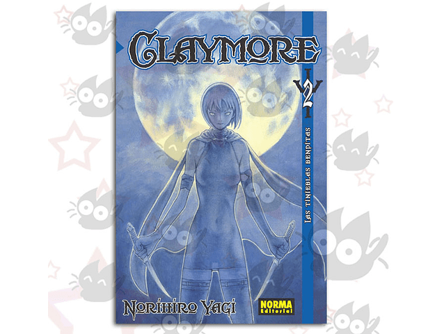 Claymore Vol. 2