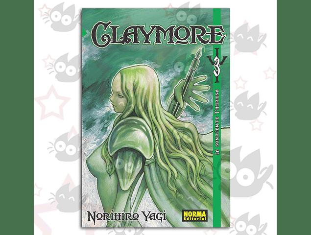 Claymore Vol. 3
