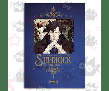 Sherlock Vol. 1 : Estudio en Rosa - Edicion de Lujo