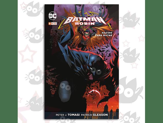 Batman y Robin Vol. 1 - Nacido para Matar