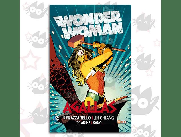 Wonder Woman: Agallas
