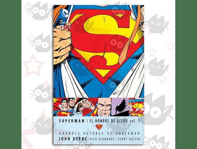 Superman: El Hombre de Acero Vol. 1