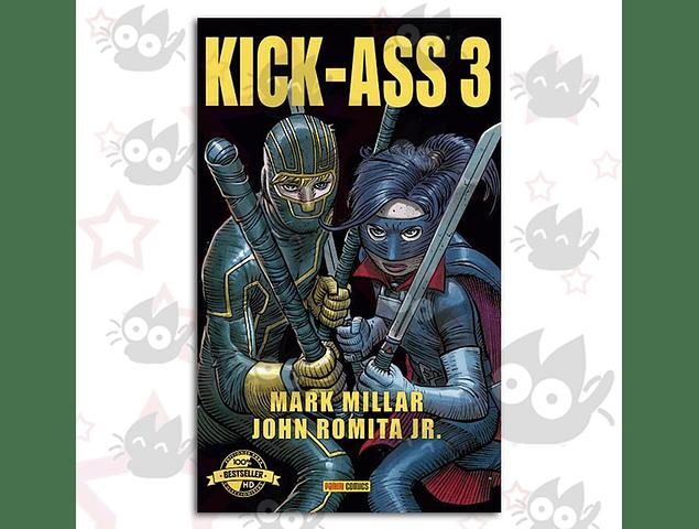 Kick-Ass Vol. 3