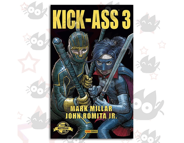Kick-Ass Vol. 3