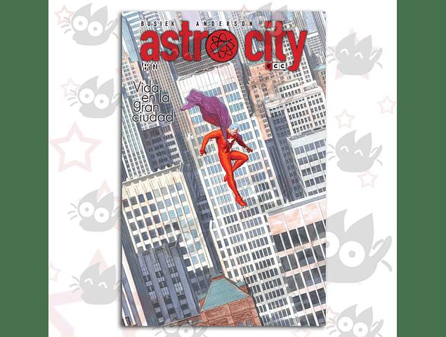 Astro City Vol. 1 - Vida en la Gran Ciudad