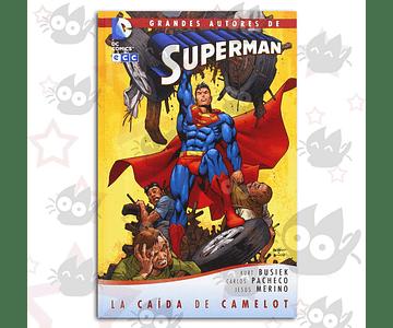 Grandes Autores de Superman: La Caída de Camelot