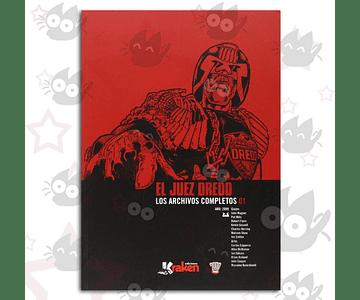 El Juez Dredd - Los Archivos Completos Vol. 1