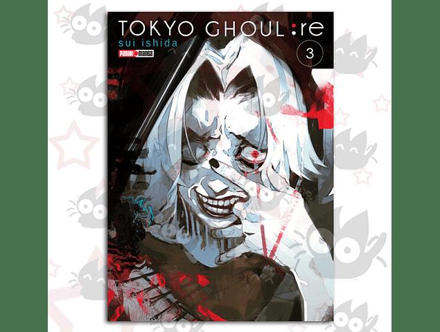Tokyo Ghoul RE Vol. 3