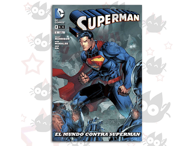 Superman Vol. 1 - El Mundo contra Superman