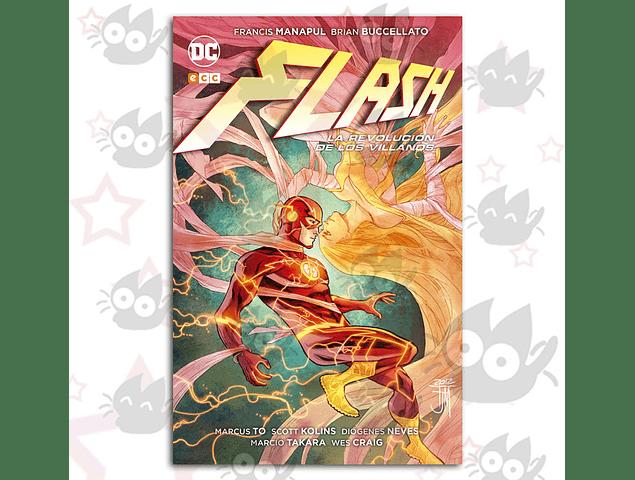 Flash: La Revolución de los Villanos