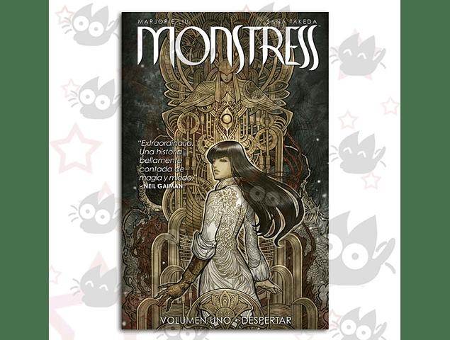 Monstress Vol. 1 Despertar