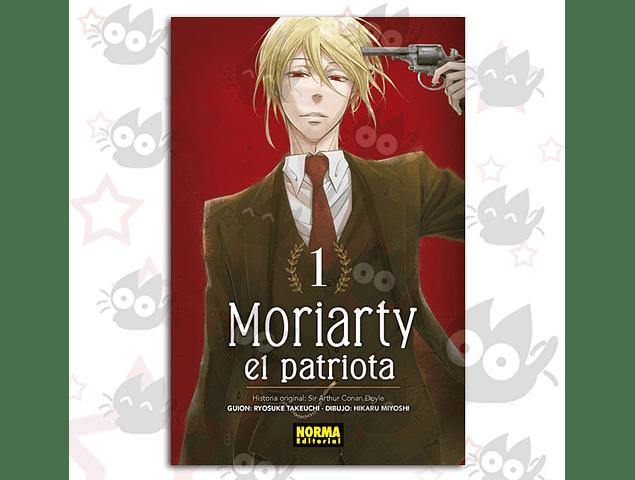 Moriarty el Patriota Vol. 1