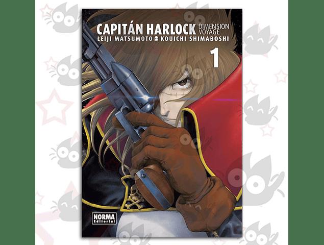 Capitán Harlock Vol. 1 - Dimension Voyage - Norma