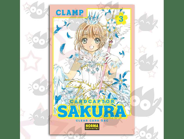 Card Captor Sakura: Clear Card Vol. 3