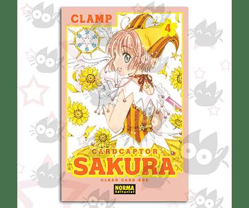 Card Captor Sakura: Clear Card Vol. 4