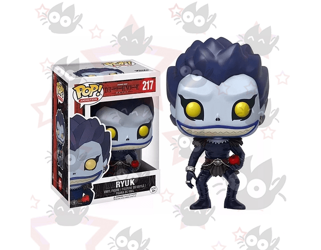 Death Note: Ryuk #217 Funko Pop