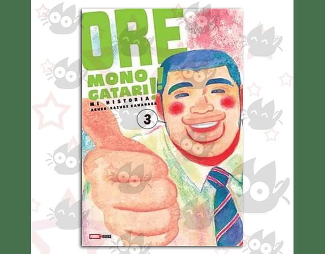 Ore Monogatari Vol. 3