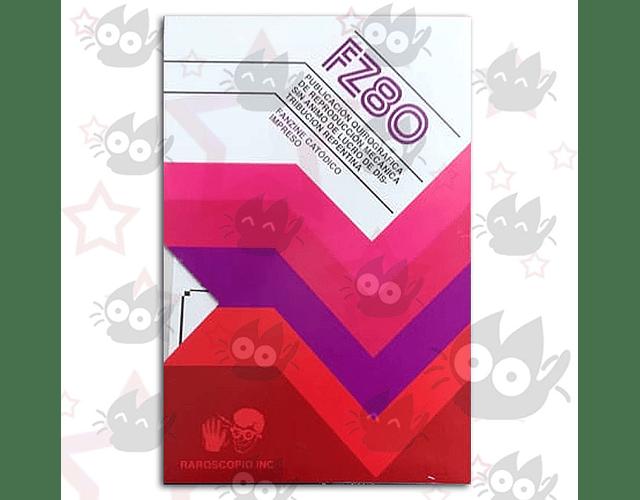 Ficciorama #80 Publicación Quirografica de Reproducción Mecánica