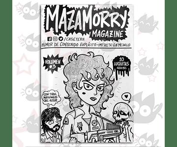 Mazamorry Magazine #3
