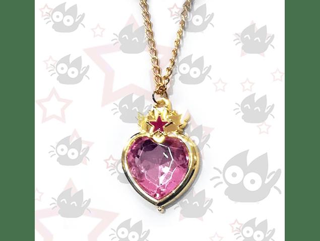 Sailor Moon - Collar en forma de corazón