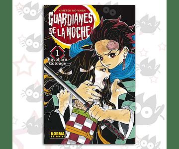 Guardianes de la Noche Vol. 1